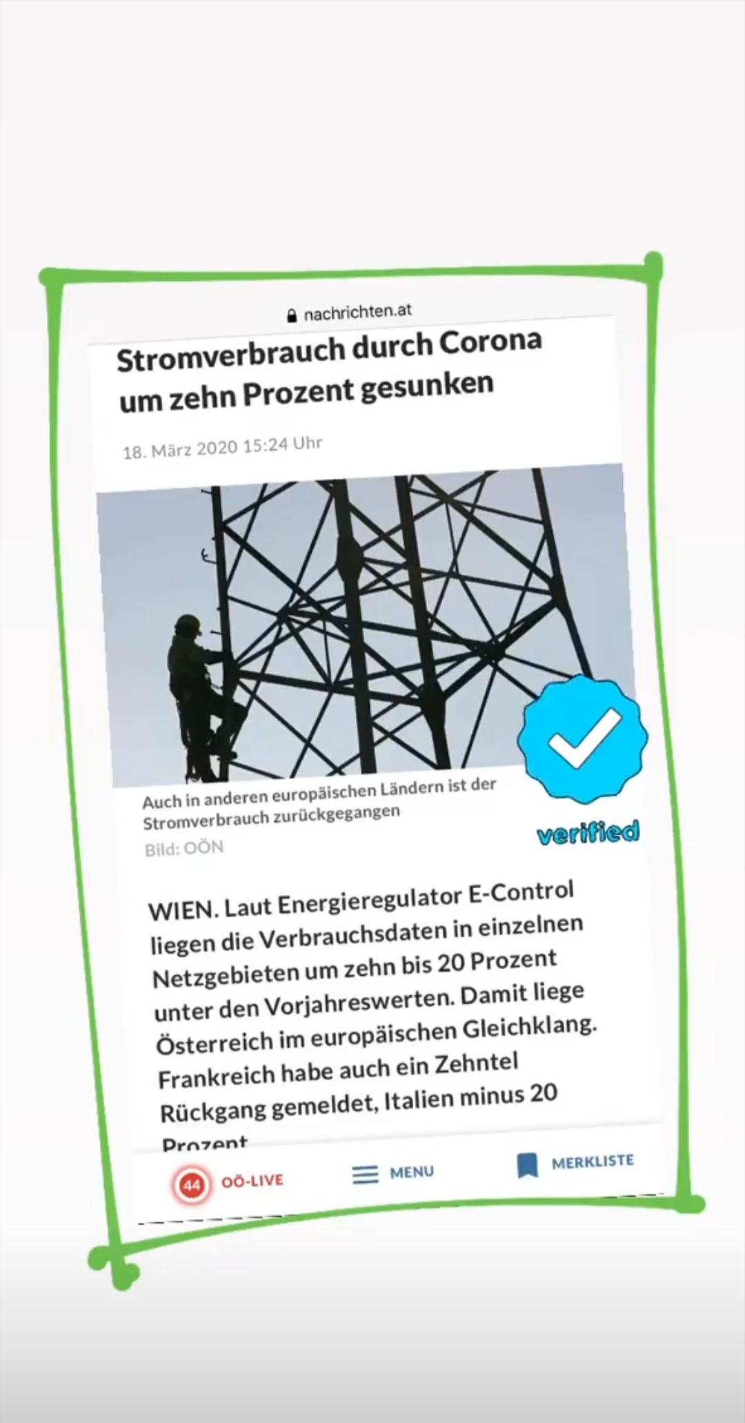 Fake news Jugendportal