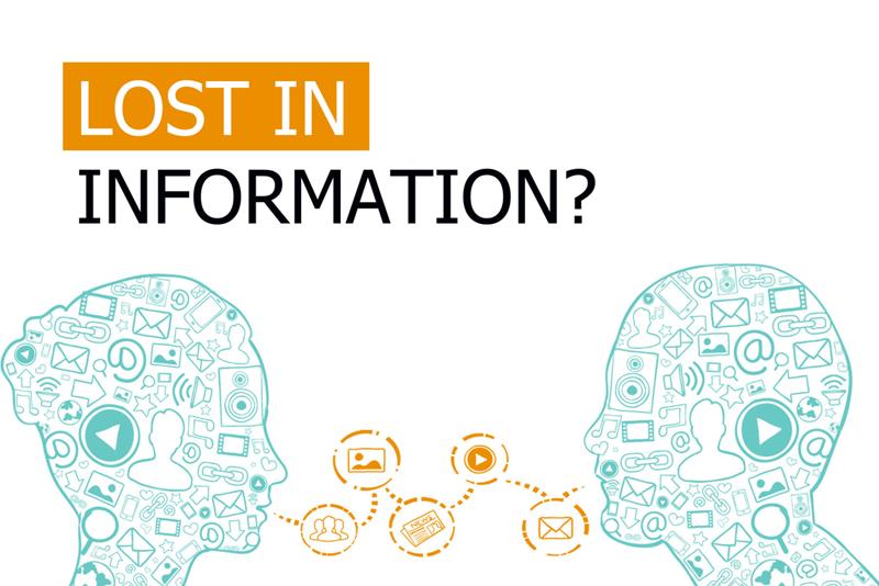 Lost in Information?-Handreichung